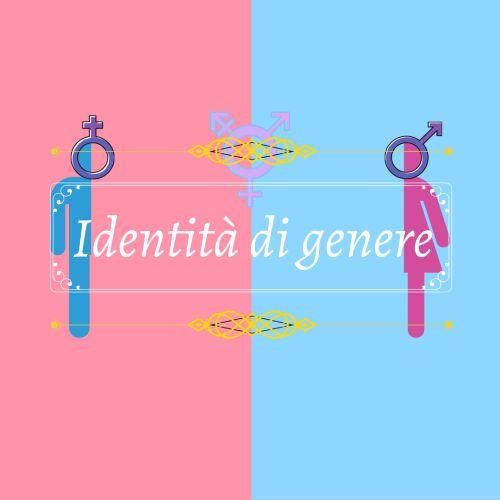 identià di genere è diversa dal sesso biologico
